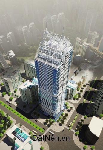 Cho thuê văn phòng cao cấp tòa nhà Diamond Flower Hoàng Đạo Thúy, Trung Hòa, Cầu Giấy, Hà Nội.0945004500