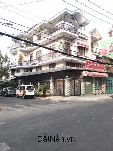 Nhà căn góc 2 mặt tiền kinh doanh đường Lê Văn Quới, Bình Tân. DT 4x20m, 4 tấm, giá 6.4 tỷ TL