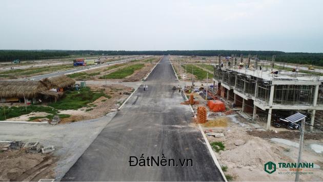 Bán đất giá rẻ gần BV Xuyên Á, liền kề KCN Tây Bắc Củ Chi, SHR