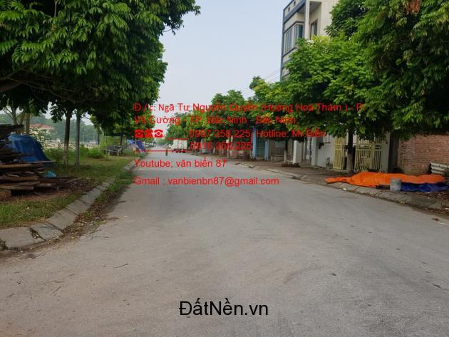 Bán lô khu k15 -  phường ninh xá - thành phố bắc ninh