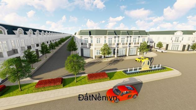 Bán đất sổ đỏ thổ cư 100% ngay Trung tâm Bàu Bàng giá 240 Triệu, ngân hàng hỗ trợ 60%.