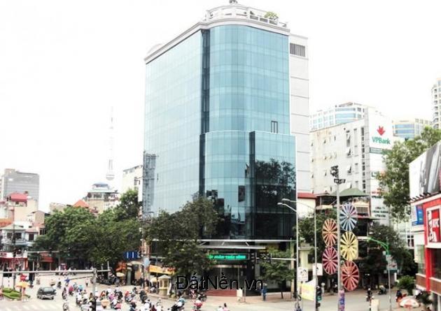 Cho thuê văn phòng quận Hai Bà Trưng tại Tòa nhà Thái Bình Building- Đại Cồ Việt, Hà Nội.0945004500