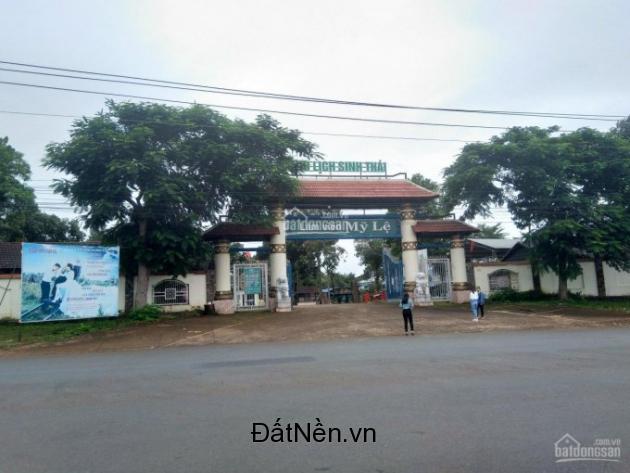 Bán đất nền đối diện lâm viên Mỹ Lệ Bình Phước, MT ĐT 741, giá chỉ 285