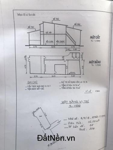 Nhà Trệt Gác lửng, Mặt Tiền Đường Trần Văn Khéo,Trung Tâm TP. Cần Thơ, Giá 9,8 Tỷ