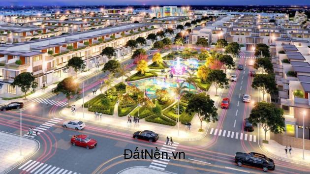 Mở bán Dự án Lotus New City sát CA huyện Cần Đước,mặt tiền QL50,giá chỉ từ 324tr/nền LH: 0906682600