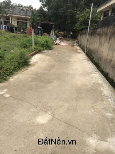 Tôi có lô đất 102m2(5x20) đất thổ cư đường ô tô xã Vĩnh Thanh giá chỉ 1,55 tỷ
