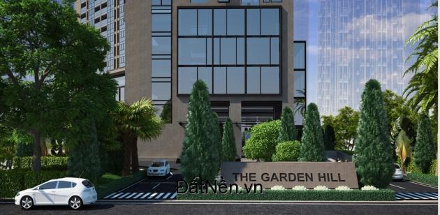 Cho thuê mặt bằng kinh doanh  tại Garden Hill, 99 Trần Bình, Nam Từ Liêm, Hà Nội.0945004500