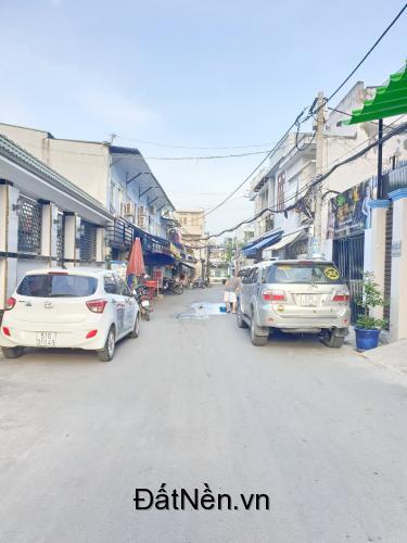 Bán nhà mới 1 lầu hẻm xe hơi 861 Trần Xuân Soạn P.Tân Hưng Quận 7