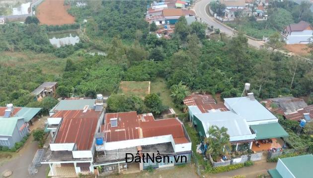Khu nghỉ dưỡng Bảo Lộc 1200m2, ao suối và nhà cấp cấp 4, 400m2 thổ cư
