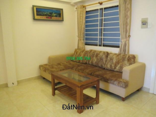 Cho thuê căn hộ 2Pn có nội thất giá chỉ 10tr/tháng tại Quận 4. Lh 0932385784