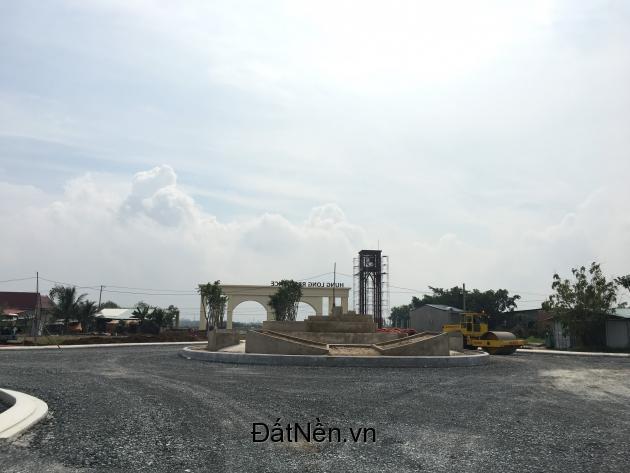 Bán 18 lô đất mới lấy sổ đường tỉnh lộ 7, giá 765tr/nền