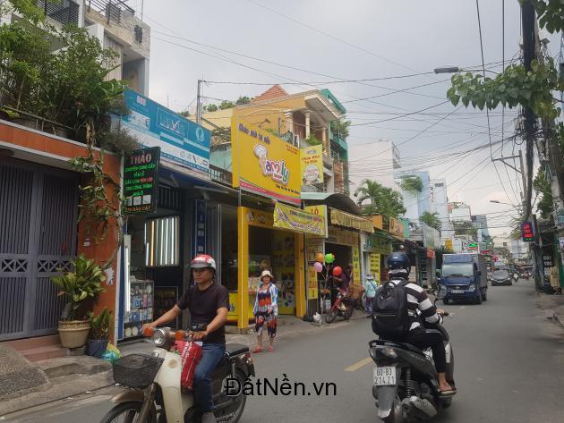 Nhà bán rẻ mặt tiền, 4 tầng Bàu Cát, Tân Bình, giá 10.5  tỷ.