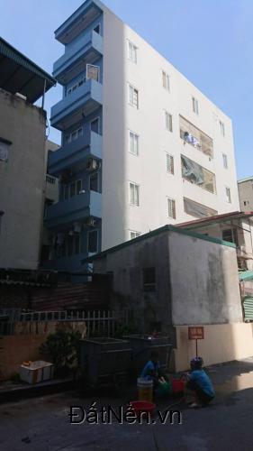 Bán chung cư mini Phùng Khoang 100m2 x 6T. Có 25 phòng cho thuê. Cơ hội đầu tư không thể bỏ qua.