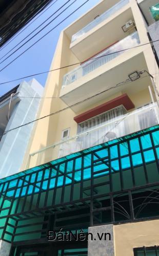 Bán nhà hẻm đường Miếu Bình Đông, Bình Tân. DT 4x9m, 3.5 tấm, nhà sổ hồng
