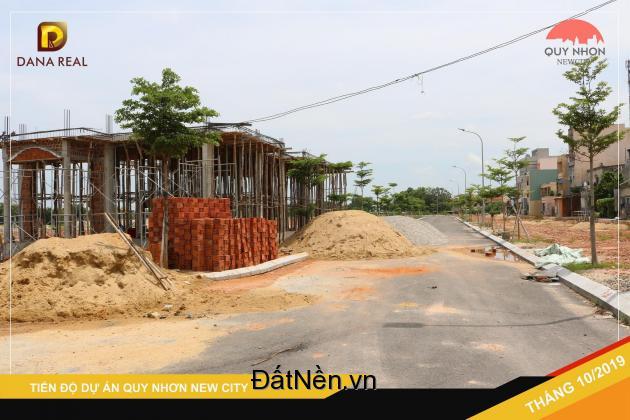 Dự án Quy Nhơn New City, vị trí trung tâm hành chính, vùng kinh tế khu vực, mặt tiền Quốc Lộ 1A