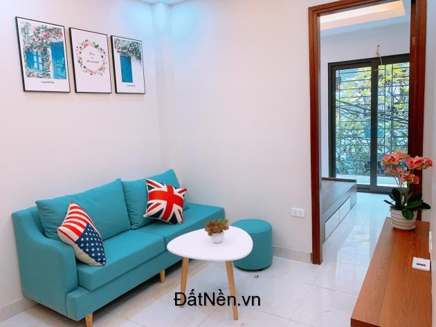 Chủ đầu tư bán ccmn Trần Thái Tông-Cầu Giấy 35-50m2 giá từ 700tr/căn full nội thất, ở ngay