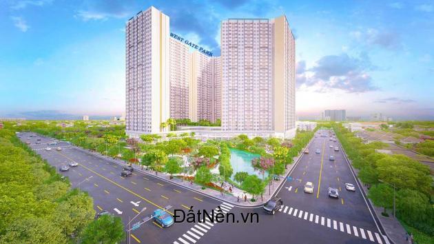 Nhận giữ chỗ căn hộ West Gate trung tâm hành chính huyện bình Chánh