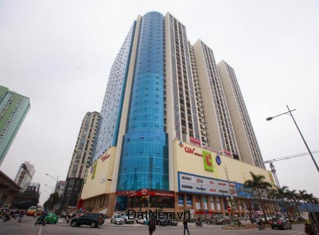 Cho thuê mặt bằng thương mại, văn phòng tại tòa nhà Hồ Gươm Plaza, 110 Trần Phú, Hà Đông, Hà Nội.094500.4500