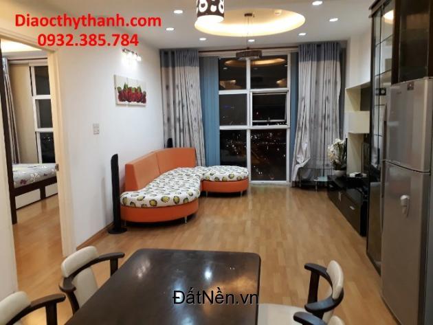 Cho thuê căn hộ chung cư 2PN, 2WC nội thất như hình. Lh 0932385784