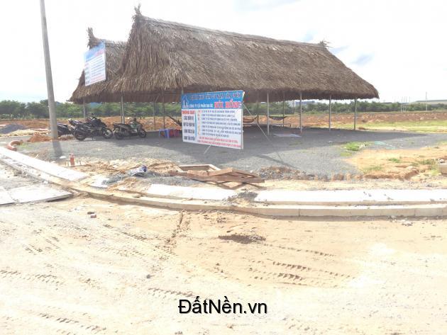 Hàng hot 2 lô đối diện chợ dự án Nam Tân Uyên City Land BD, vị trí đẹp giá rẻ 900TR/80m2
