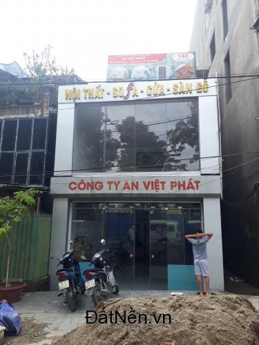 Cho thuê mặt bằng kinh doanh ngay mặt đường Phạm Văn Đồng – Hà Nội