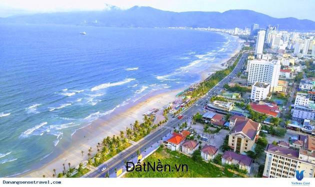 Cho thuê 2 lô liền kề mặt tiền đường Lã Xuân Oai, khu 387 Biển Mỹ Khê Đà Nẵng