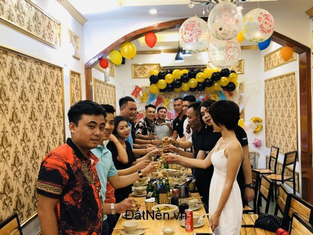 Sang nhượng nhà hàng tại 116 Hào Nam, Đống Đa, Hà Nội