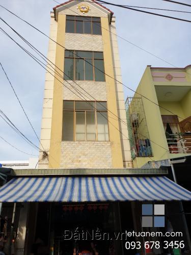 Bán nhà mặt tiền ngay chợ An Hòa, Nguyễn Văn Cừ - 6.35 tỷ