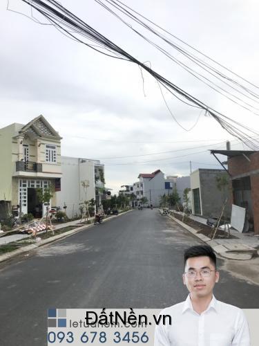 Bán nền đường 7 khu dân cư Đại học Cần Thơ thông xuống hồ Bún Xáng - 3.55 tỷ