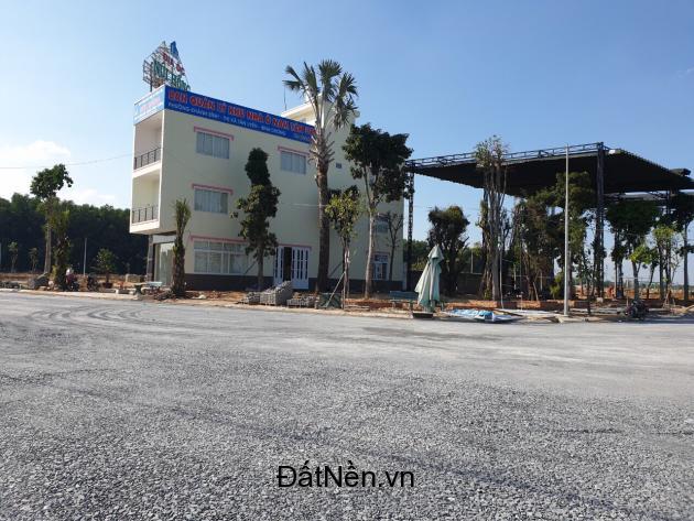 Cần tiền bán gấp lô đất dự án KDC Nam Tân Uyên,mặt tiền tỉnh lộ DT746 giá gốc Chủ đầu tư
