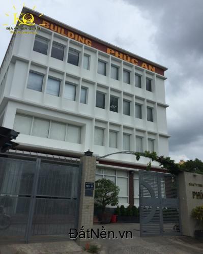 Cho thuê văn phòng quận Tân Bình Phúc An Building khuôn viên sân rộng, ra vào dễ dàng