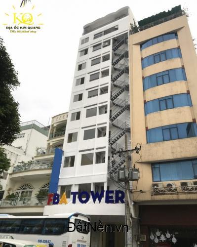 Cần cho thuê văn phòng quận 3 tòa nhà FBA Tower đường Điện Biên Phủ, giá hot