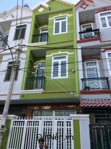 Nhà 1T2L, Sổ Hồng Riêng,sân thượng,ngay Huynh Tấn Phát,Nhà Bè