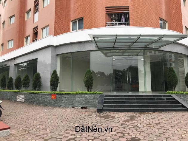Cho thuê mặt bằng kinh doanh, văn phòng tại tầng 1 dự án Nghĩa Đô, quận Tây Hồ, Hà Nội.0945004500