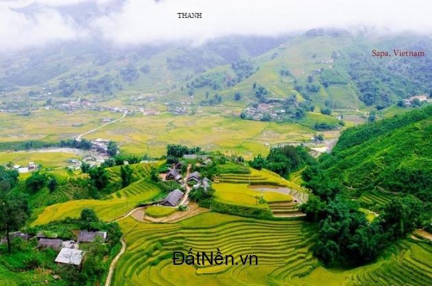 Bán đất tại SaPa, Lao Chải, có sổ đỏ, TL152, rẻ 4.55 tỷ