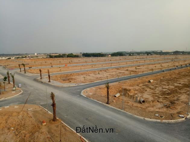 Đất nền Vòng xoay Kim Hằng ngay KCN Nam Tân Uyên giá gốc CĐT 591Tr nhận nền Xây Dựng