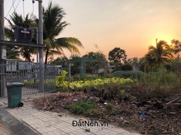 Cần bán gấp lô góc đối diện công viên , khu Cát Tường Phú Sinh giá 1tỷ 450tr