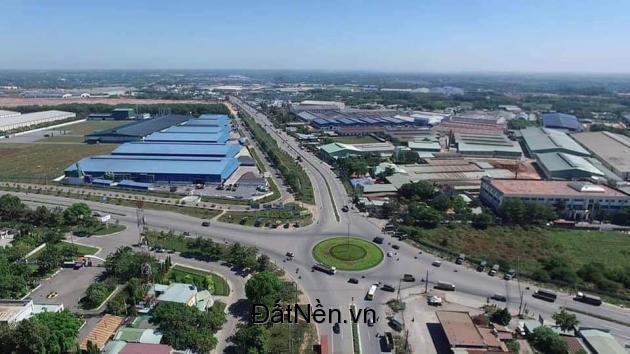 Bán lô đất mặt tiền tỉnh lộ DT746,TX Tân Uyên KCN Nam Tân Uyên BD,80m2 giá gốc CĐT 900TR