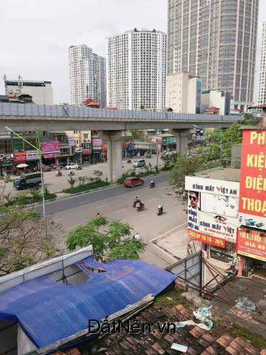 Bán nhà mặt Phố Nguyễn Trãi,Thanh Xuân,kinh doanh,vỉa hè ô tô đỗ,30mx4t, 3,6 tỷ.