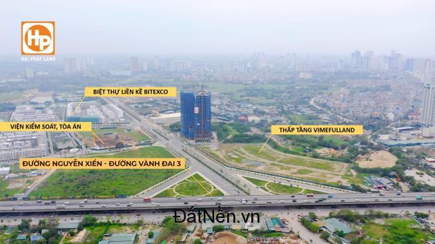 Chủ đầu tư Hải Phát Land phân phối độc quyền dự án Beasky Nguyễn Xiển – Đại Lộ Chu Văn An