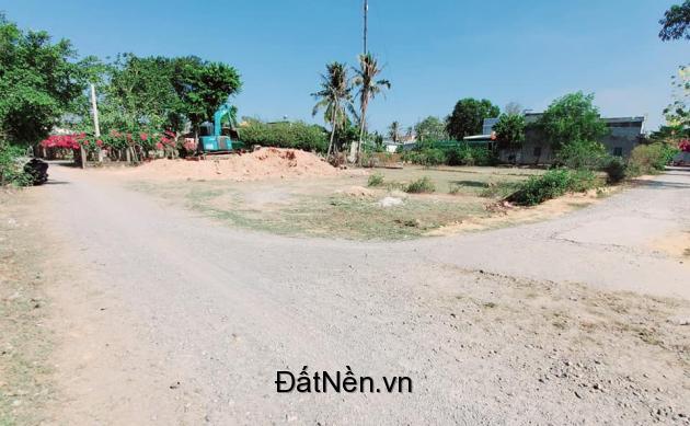 Bán đất xã Phú Đông lô góc 350m2 thổ cư đường ô tô giá rẻ
