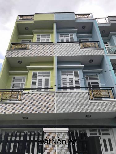 Nhà mới,góc 2 mặt tiền nằm ở đường Huỳnh Tấn Phát,Nhà Bè.