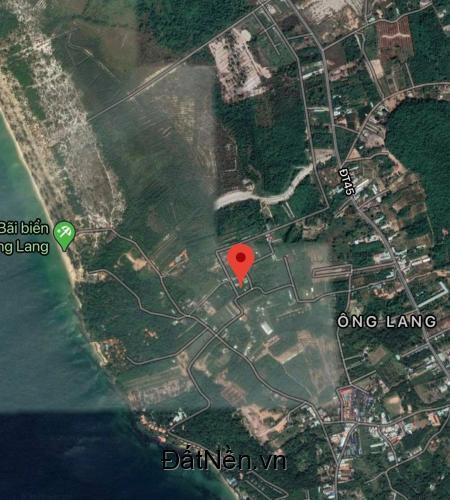 Bán 866m2 đất xây resot tại ấp ông lang tây Phú Quốc 2020