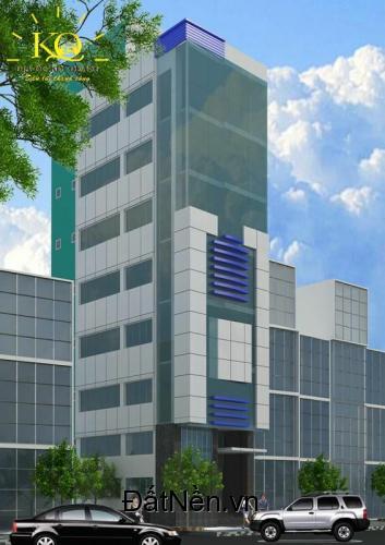 Cho thuê tòa nhà đường Hoàng Văn Thụ DTSD 560m2 giá 130 triệu