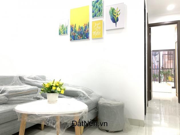 Chính chủ bán ccmn Xã Đàn-Nam Đồng 600tr/căn1-2PN full nội thất,ở ngay