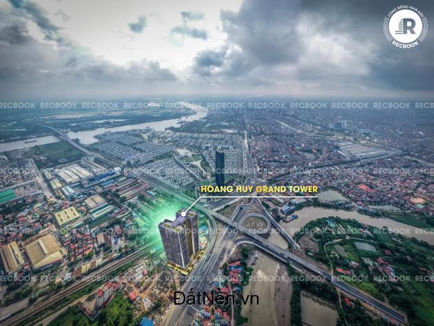 Còn 2 căn rẻ nhất Chung cư Hoàng Huy Grand Tower Hải Phòng giad gốc chủ đầu tư