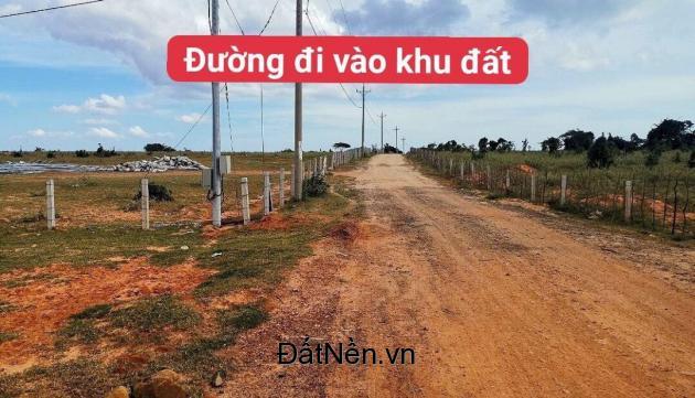 Đầu cơ thông thái đất vườn có sổ chính chủ khu vực du lịch gần sân bay Phan thiết Bình Thuận