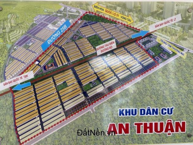 Cần bán nhanh 6 lô đường N4,N5,N6,N7,N8 gần chợ, gần trường học tại kdc An Thuận 0868.29.29.39
