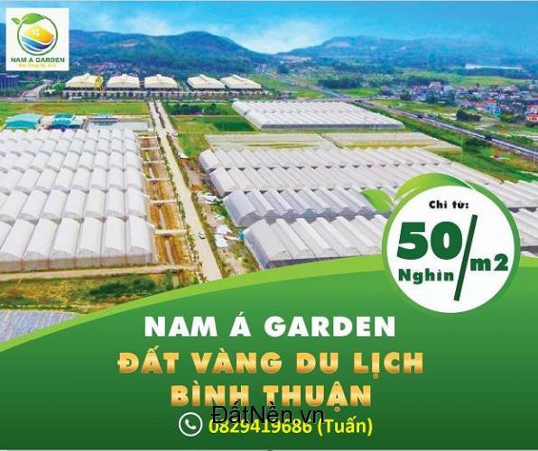 Sở hữu ngay Đất sổ đỏ giá Chỉ từ 50 Ngàn/m2 tại khu du lịch Bình Thuận.