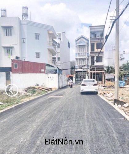 Bán lô đất HXH đường Huỳnh Tấn Phát, P. Phú Thuận, Quận 7
